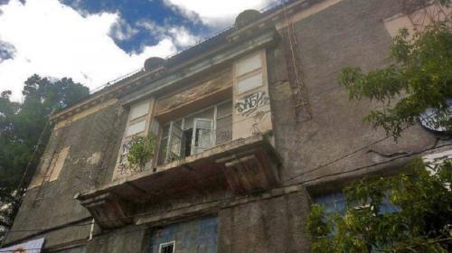 ForPost - В центре столицы Крыма стоит старая баня из надгробий