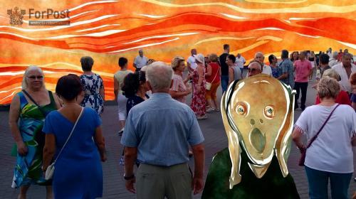 ForPost- Кровь из ушей: севастопольцы страдают от музыки на Приморском бульваре