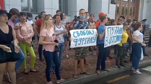 ForPost - Жириновский рассказал, почему повязали губернатора Фургала