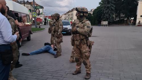 ForPost - «Украинский президент» уже давно принимает все требования террористического меньшинства