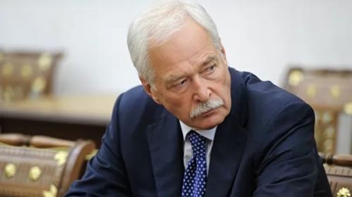 ForPost - Грызлов: решение Рады о местных выборах противоречит Минским соглашениям