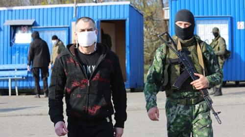 ForPost - Украина передала ДНР и ЛНР списки для обмена пленными