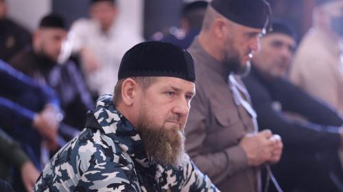 ForPost - Кадыров замахнулся на Нобелевскую премию
