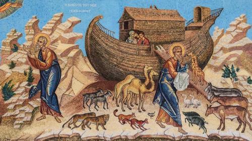ForPost - «Древние укры» — Иисус Христос и Зевс, а потомки Ноя живут в Чечне