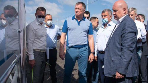 ForPost- Многострадальные КОС «Южные» в Севастополе начнут строить в течение месяца