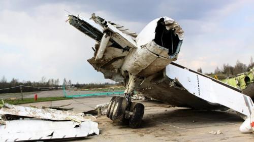 ForPost- Польша заявила о новых деталях в деле о крушении Ту-154 под Смоленском