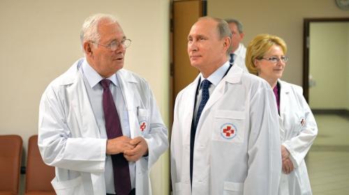 ForPost - Доктор Рошаль назвал пандемию «репетицией биологической войны»