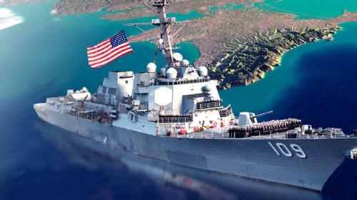ForPost- Украина требует ввести корабли НАТО в исключительную морскую зону РФ