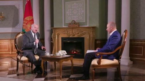 ForPost - Лукашенко: За Крым надо было воевать, а Донбасс не нужен ни России, ни Украине