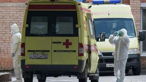ForPost - В России в июне умерло на 25 тысяч человек больше, чем год назад