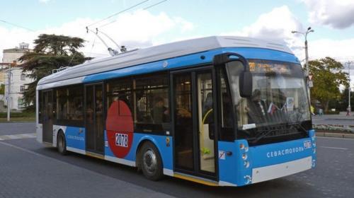 ForPost - В Севастополе встала часть троллейбусов