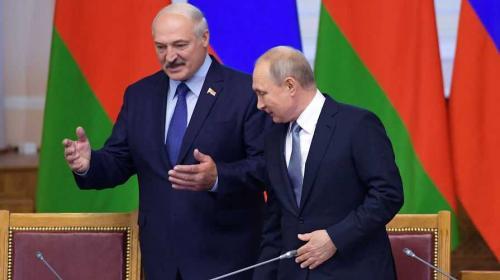 ForPost - Лукашенко назвал срок президентства Путина