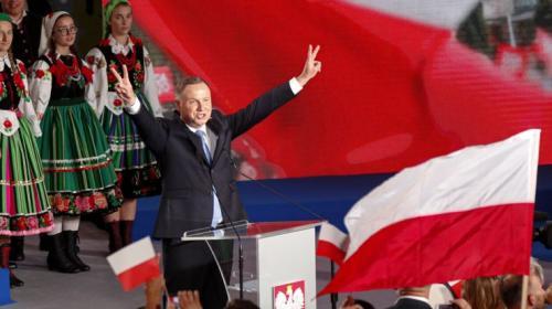 ForPost - Дуда собирается спасать «территориальную целостность» Украины