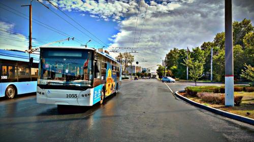 ForPost - Троллейбусное движение в Севастополе восстановлено