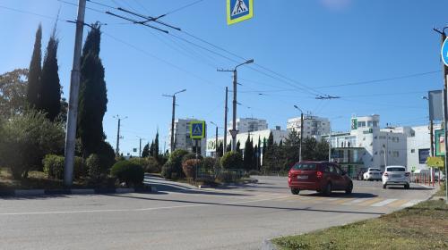 ForPost - В Севастополе готовятся расширить ещё одну дорогу