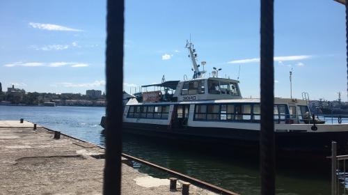 ForPost - В Севастополе отменили морское сообщение с Инкерманом