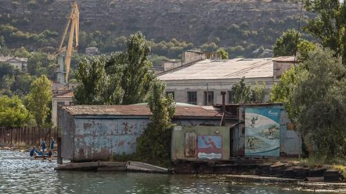 ForPost- Условия – чудовищные: глава Севастополя оценил базу олимпийцев