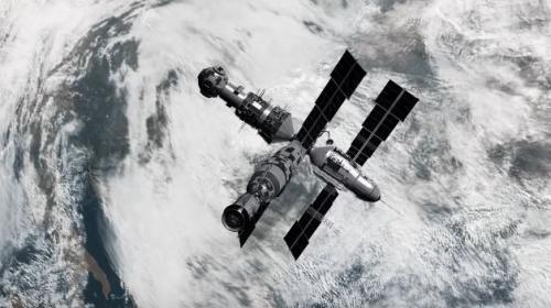 ForPost - СВР Украины показала, как передает данные через затопленную станцию