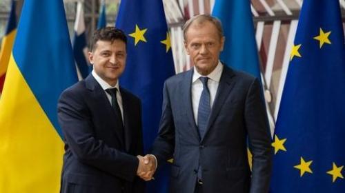 ForPost - Зеленский отметил нежелание рядом стран ЕС вступления Украины в альянс
