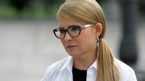 ForPost - СМИ сообщили о подключении Юлии Тимошенко к аппарату ИВЛ
