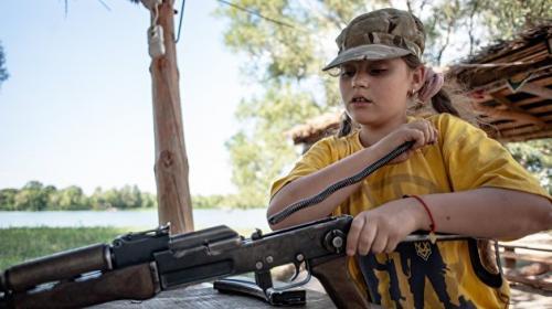 ForPost - Уроки ненависти. Кто и как под видом летнего лагеря учит украинских детей национализму