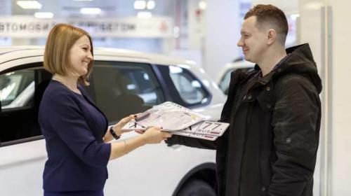 ForPost- Вступили в силу новые правила регистрации автомобилей