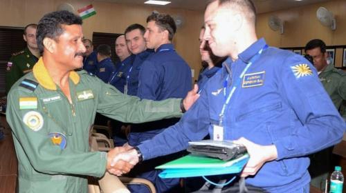 ForPost- Индия отказалась от участия в международных военных учениях в России