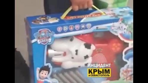 ForPost- В Крыму туристку с игрушечным пистолетом не пускали в самолет