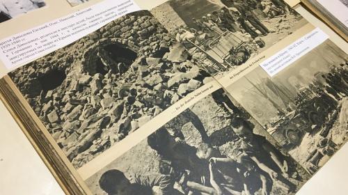 ForPost- В Севастополе обнародовали документы о чудовищных издевательствах нацистов