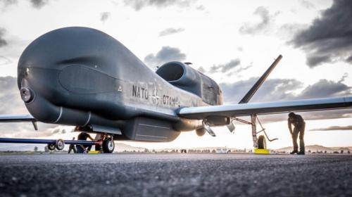 ForPost- Великобритания направила свои самолеты кружить над Крымом