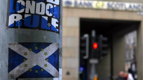 ForPost- В Великобритании назревает сепаратистский конфликт среди самих сепаратистов