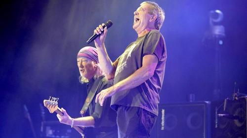 ForPost - Deep Purple дадут единственный концерт в России