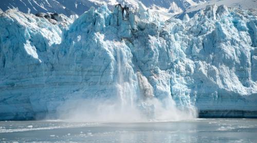 ForPost- Самый большой ледник Гренландии раскололся