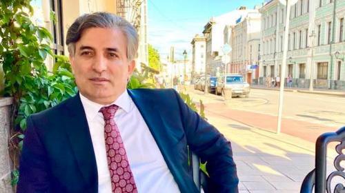 ForPost - Эльмана Пашаева лишили адвокатского статуса