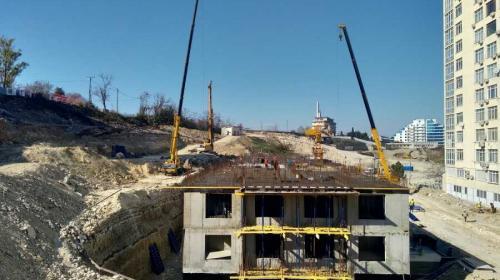 ForPost - В Севастополе жалуются на круглосуточный шум от стройки культурного кластера
