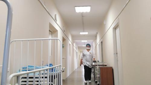 ForPost - В инфекционной больнице Севастополя не осталось свободных мест