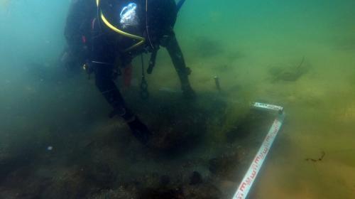 ForPost - Севастополец нашел затонувший парусник