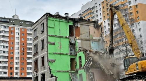 ForPost - В Госдуму внесен законопроект о реновации в регионах