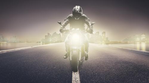 ForPost - Ночным мотоциклистам вводят комендантский час