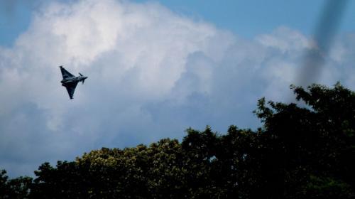 ForPost - Военная авиация Британии прощупывает оборону России