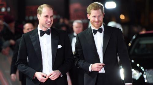 ForPost- Британские принцы объявили перемирие