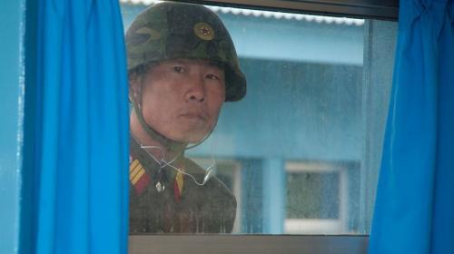 ForPost- Пограничники КНДР сожгли чиновника из Южной Кореи