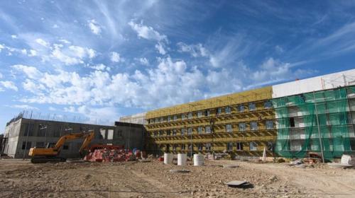 ForPost- В Севастополе изменят проект строительства школы в Казачьей бухте