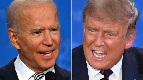 ForPost - В США прошли худшие предвыборные дебаты XXI века