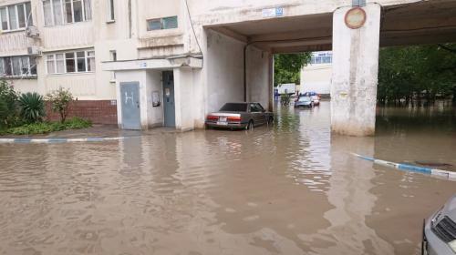 ForPost - Как Севастополь плавал, или Когда улицы стали рекой