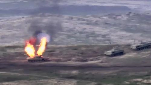 ForPost- Карабах: генеральная репетиция большой войны?