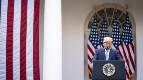 ForPost - Трамп отказался мирно уйти после неудачных для себя выборов