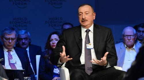 ForPost - Азербайджан назвал единственное условие прекращения боёв в Карабахе