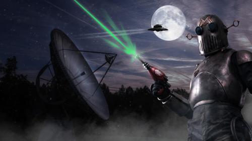 ForPost - США готовятся к космическим войнам