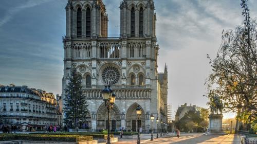 ForPost - Во Франции «распилили» пожертвования на Нотр-Дам